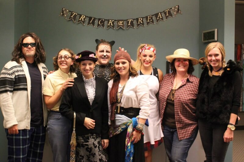 IMG: group of people in costumes