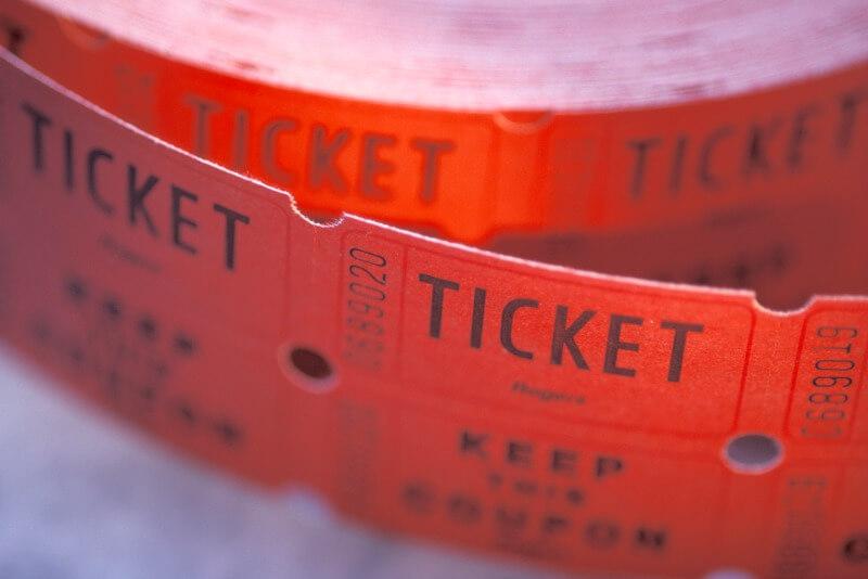 IMG: raffle tickets