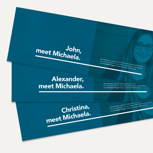 direct mail personalized campaign