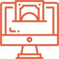 donation processing icon