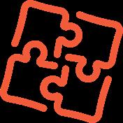 integrations, api and webhooks icon
