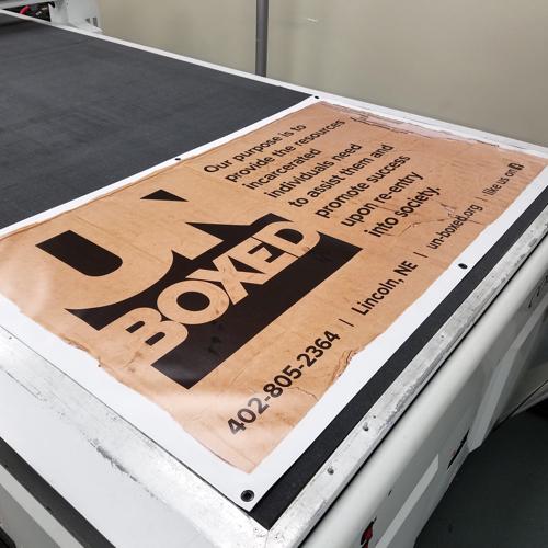signage posters displays
