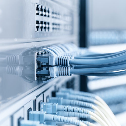website development managed hosting ethernet cables