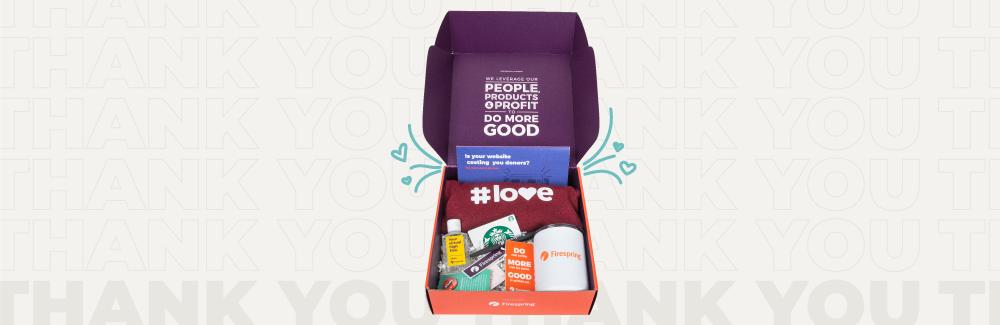 Customer Appreciation Idea: Send Customized Gift Boxes