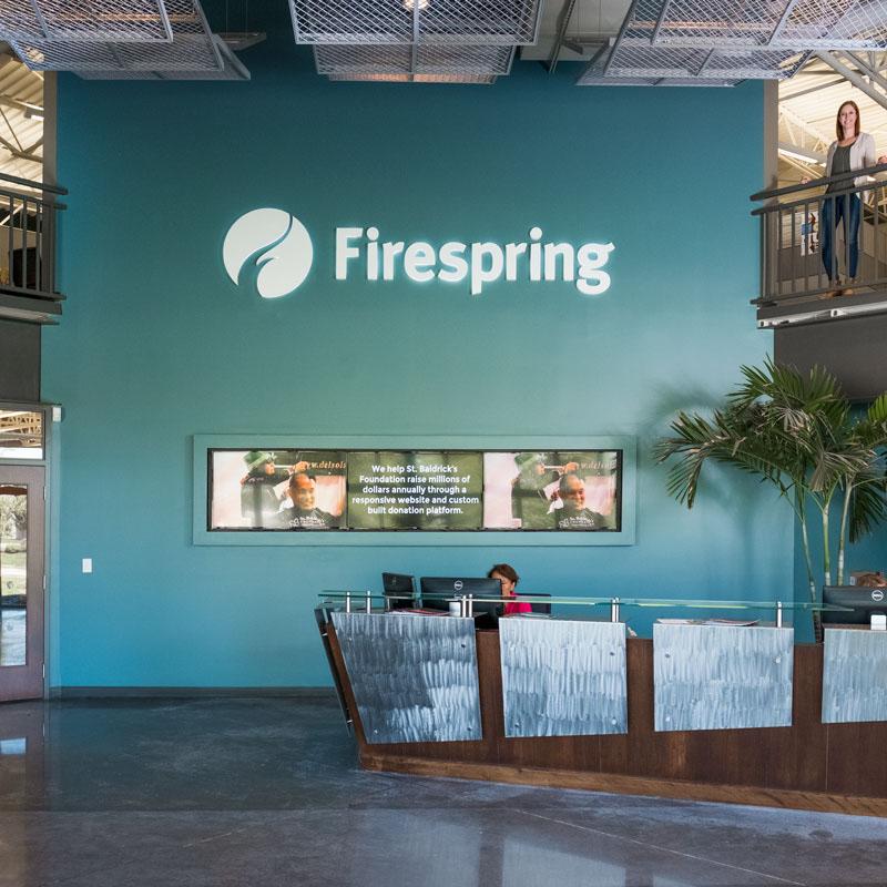 firespring lobby