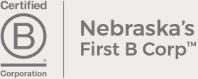Nebraska's First Certified B Corporation
