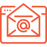 integrated email marketing campaigns icon
