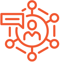 marketing services public relations icon