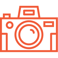 marketing services audio video production photography icon