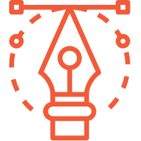marketing services design illustration animation icon