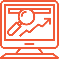 marketing services search engine optimization icon