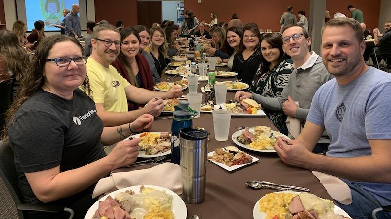 culture club thanksgiving