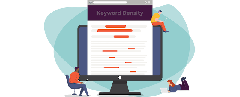 how to write for seo: pay attention to keyword density