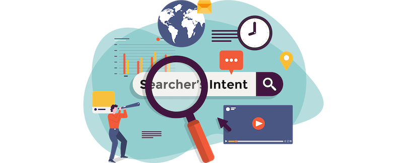 how to write for SEO: understand search intent