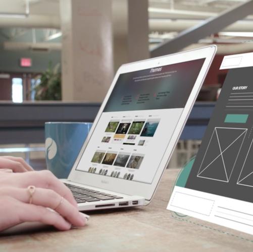image illustrating mission driven website platform