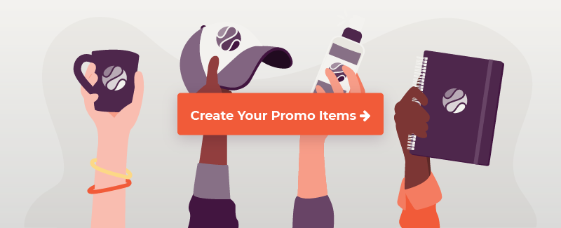 bring your brand to life with promo items