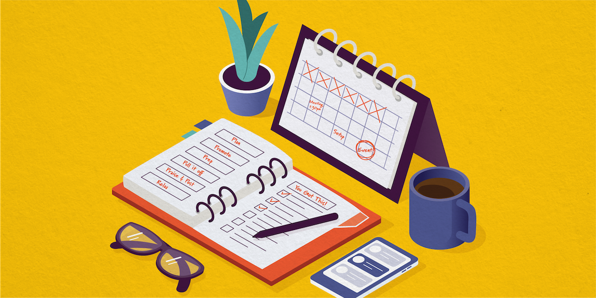 The Ultimate Nonprofit Event Planning Checklist