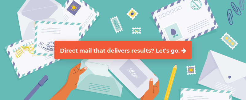 direct mail delivers results