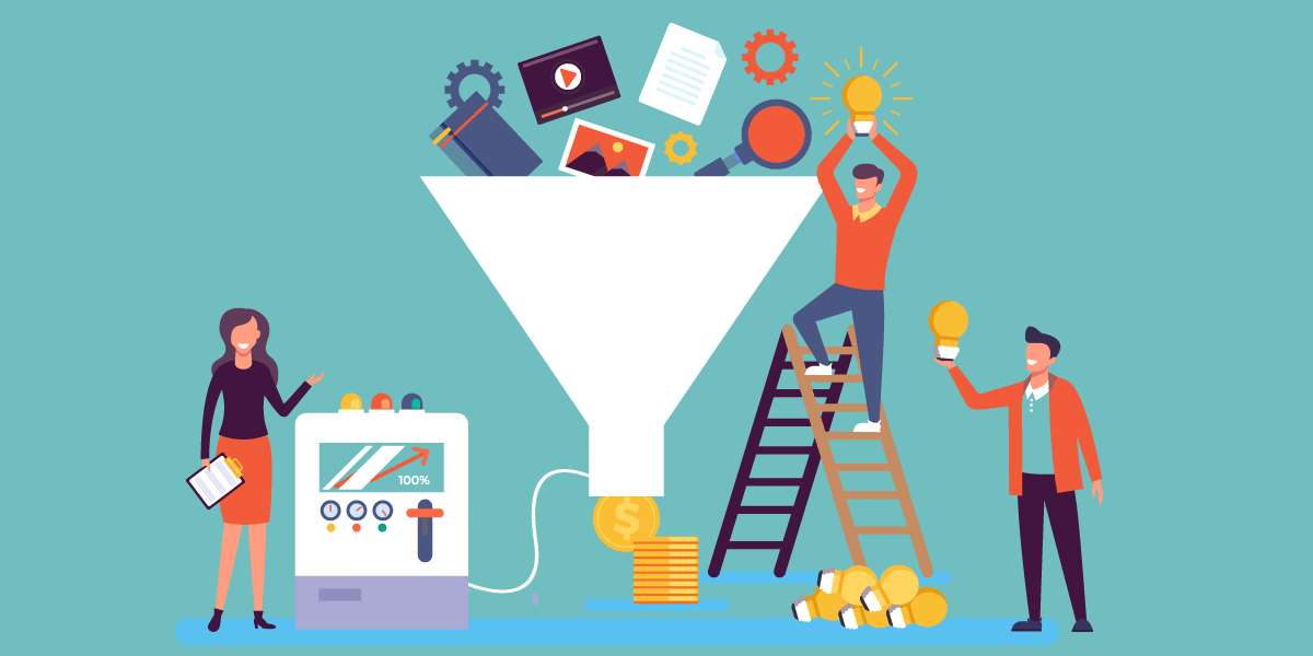 image illustrating marketing trends