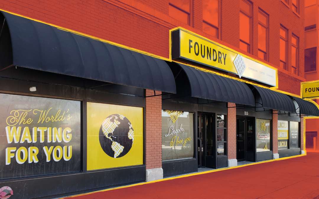 How to Tell Your Brand Story with Signage
