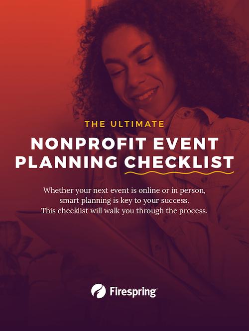 image illustrating Ultimate Nonprofit Event Planning Checklist