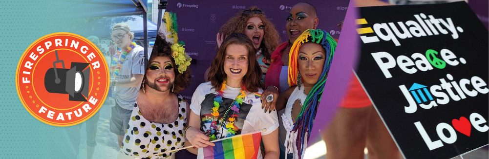 ashley kumpula - LGBTA+ ally