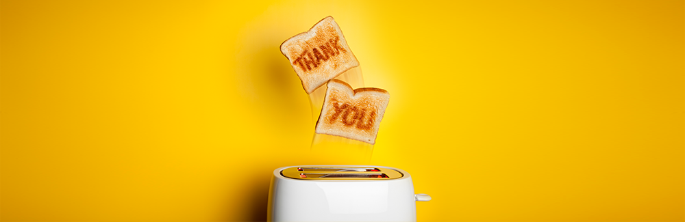 creative ways to thank your donors