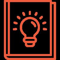 creative marketing strategic planning icon