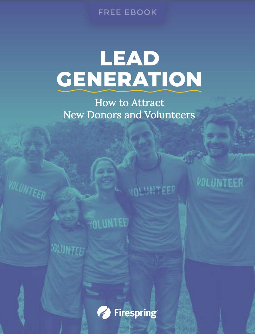 image illustrating nonprofit lead generation